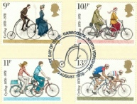 CTC Centenary Stamps