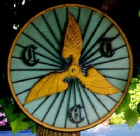 CTC Reproduction Winged Wheel